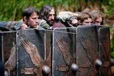 Jamie Bell, Mark Strong, et Channing Tatum dans L'aigle de la neuvième légion (2011)