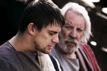 Donald Sutherland et Channing Tatum dans L'aigle de la neuvième légion (2011)