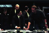 Arnold Schwarzenegger, Madison Mason, Bruce Ramsay, et Millie Slavin dans Collateral Damage (2002)