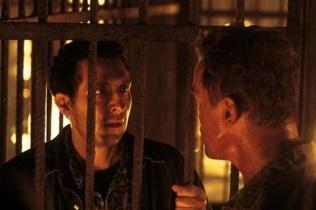 Arnold Schwarzenegger et John Turturro dans Collateral Damage (2002)