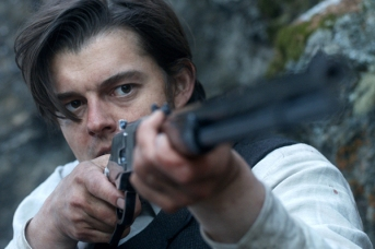 Sam Riley dans The Dark Valley (2014)