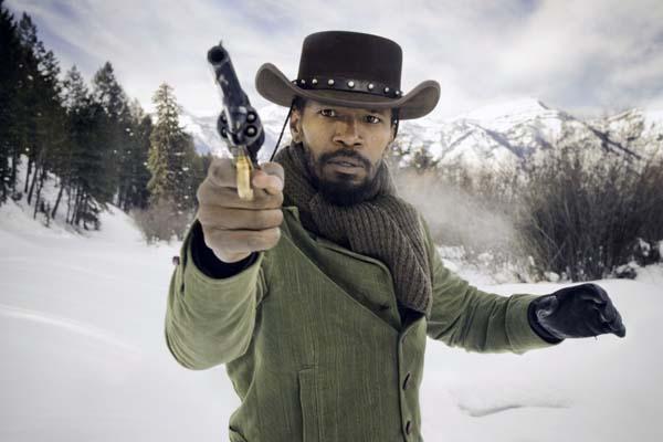 Jamie Foxx dans Django Unchained (2012)
