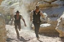 Harrison Ford et Daniel Craig dans Cowboys & Aliens (2011)
