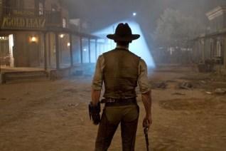 Daniel Craig dans Cowboys & Aliens (2011)