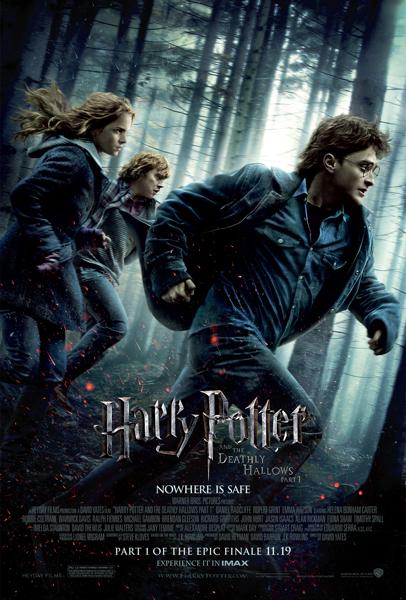 Harry Potter et les Reliques de la Mort: 1ère Partie (2010)
