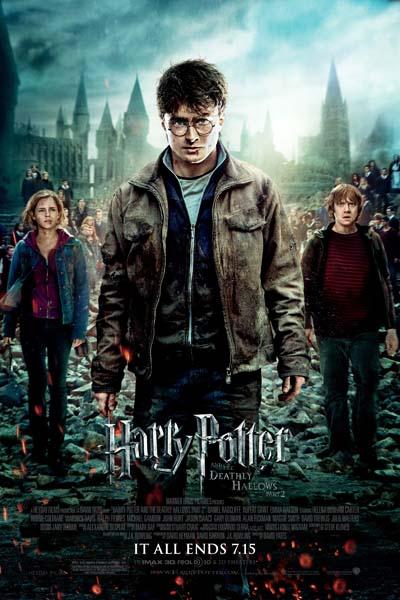 Harry Potter et les reliques de la mort: 2ème partie (2011)