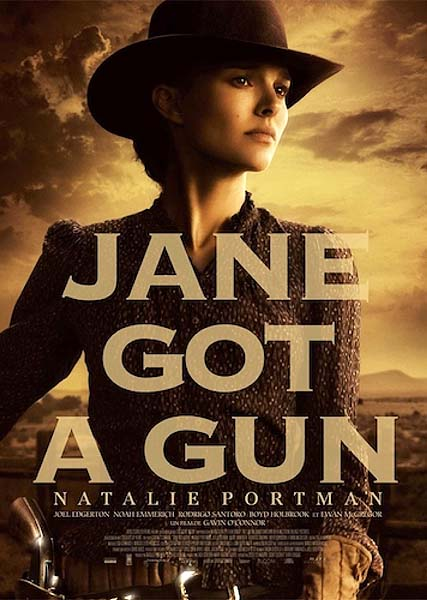 Jane Got a Gun (2016)