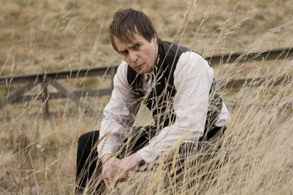 Sam Rockwell dans L'assassinat de Jesse James par le lâche Robert Ford (2007)