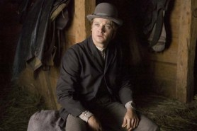 Jeremy Renner dans L'assassinat de Jesse James par le lâche Robert Ford (2007)