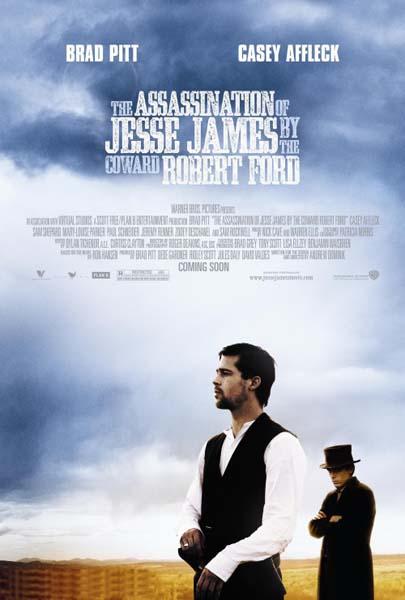 L'assassinat de Jesse James par le lâche Robert Ford (2007)