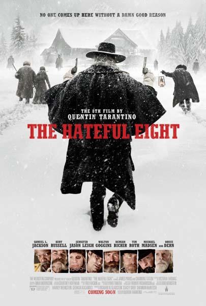 Les huit salopards (2015)