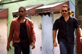 Jamie Foxx et Colin Farrell dans Miami Vice (2006)