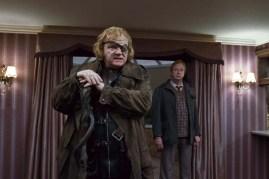 Brendan Gleeson et Mark Williams dans Harry Potter et les reliques de la mort: 1ère partie (2010)