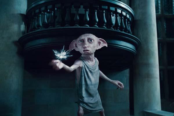 Dobby dans Harry Potter et les reliques de la mort: 1ère partie (2010)