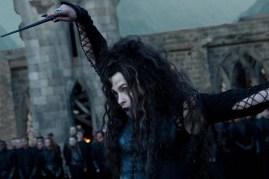 Helena Bonham Carter dans Harry Potter et les reliques de la mort: 2ème partie (2011)