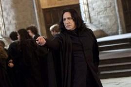 Alan Rickman dans Harry Potter et les reliques de la mort: 2ème partie (2011)