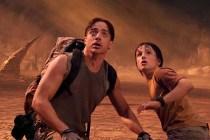 Brendan Fraser et Josh Hutcherson dans Voyage au Centre de la Terre (2008)