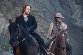 Russell Crowe et Christian Bale dans 3:10 to Yuma (2007)