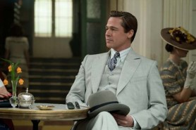 Brad Pitt dans Allied (2016)