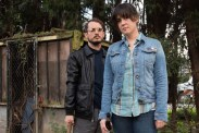 Elijah Wood et Melanie Lynskey dans I Don't Feel at Home in This World Anymore (2017)