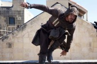 Michael Fassbender dans Assassin's Creed (2016)