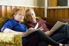 Robert De Niro et Jacki Weaver dans Silver Linings Playbook (2012)