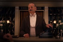 Bill Murray dans The Grand Budapest Hotel (2014)