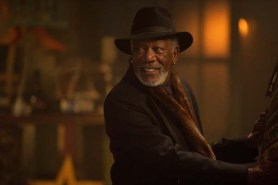 Morgan Freeman dans Insaisissables 2 (2016)