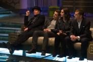 Woody Harrelson, Lizzy Caplan, Jesse Eisenberg, et Dave Franco dans Insaisissables 2 (2016)