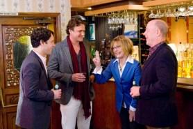 Jane Curtin, Paul Rudd, Jason Segel, et J.K. Simmons dans I Love You, Man (2009)