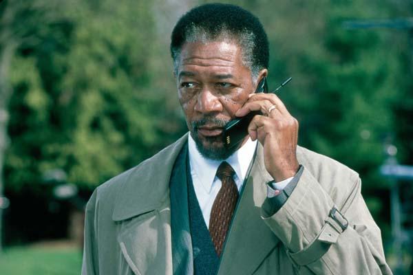 Morgan Freeman dans Along Came a Spider (2001)