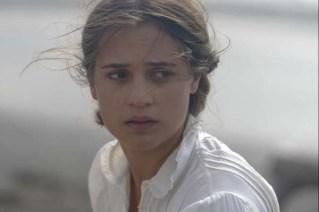 Alicia Vikander dans The Light Between Oceans (2016)