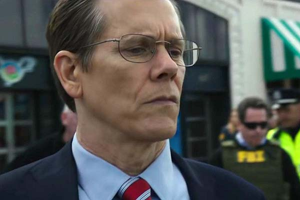 Kevin Bacon dans Patriots Day (2016)