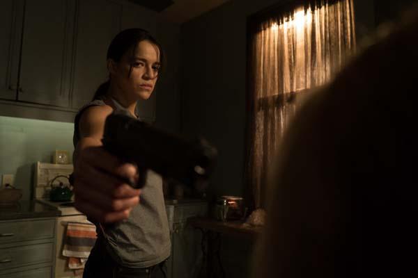 Michelle Rodriguez dans Revenger (2016)