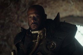 Forest Whitaker dans Rogue One (2016)