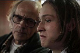 Christopher Lloyd et Max Records dans I Am Not a Serial Killer (2016)