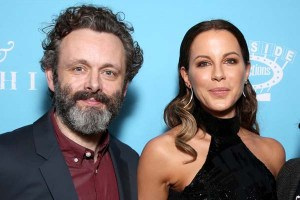 Kate Beckinsale et Michael Sheen