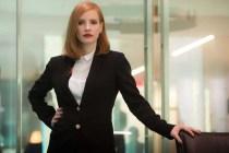 Jessica Chastain dans Miss Sloane (2016)