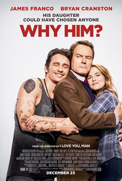 The Boyfriend: Pourquoi lui? (2016)