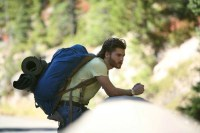 Emile Hirsch dans Into the Wild (2007)