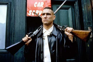 Vinnie Jones dans Lock, Stock and Two Smoking Barrels (1998)