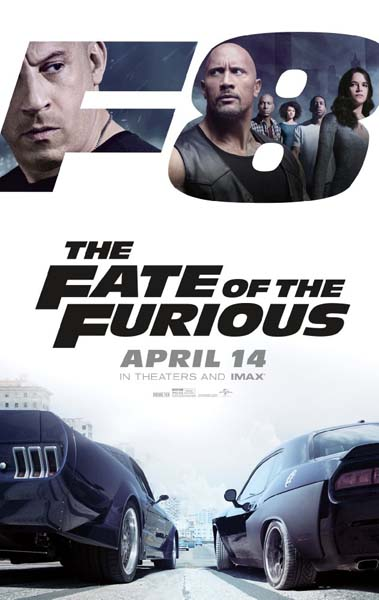 Fast & Furious 8 (2017)