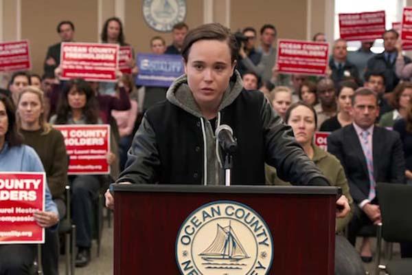 Ellen Page dans Free Love (2015)