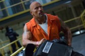 Dwayne Johnson dans The Fate of the Furious (2017)