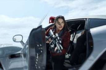 Michelle Rodriguez dans The Fate of the Furious (2017)