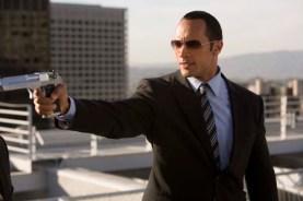 Dwayne Johnson dans Get Smart (2008)