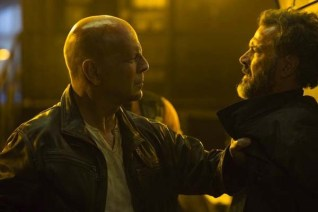 Bruce Willis et Sebastian Koch dans A Good Day to Die Hard (2013)