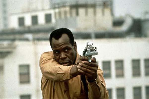 Danny Glover dans Predator 2 (1990)