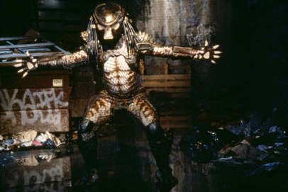 Kevin Peter Hall dans Predator 2 (1990)