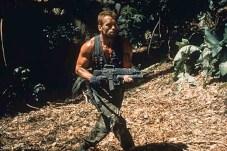 Arnold Schwarzenegger dans Predator (1987)